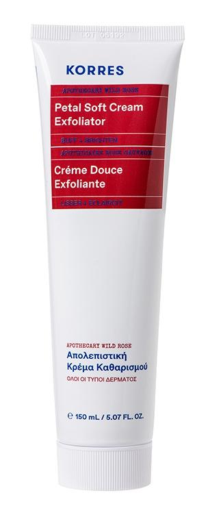 Korres Wild Rose Petal Soft Cream Exfoliator