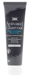 ASDA Charcoal Mask