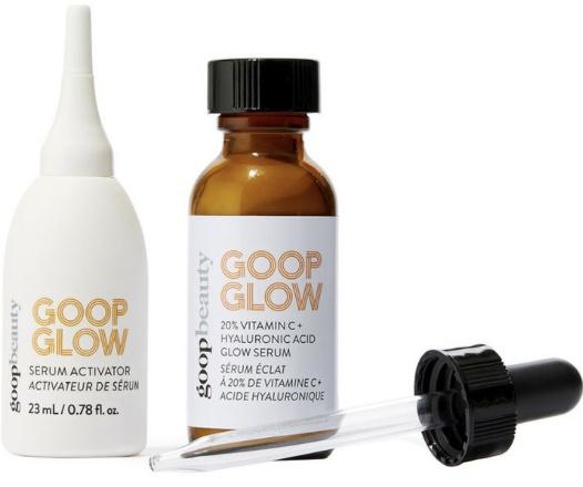 Goop 20% Vitamin C + Hyaluronic Acid Glow Serum