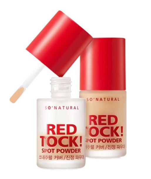 So natural Red Tock! Spot Powder