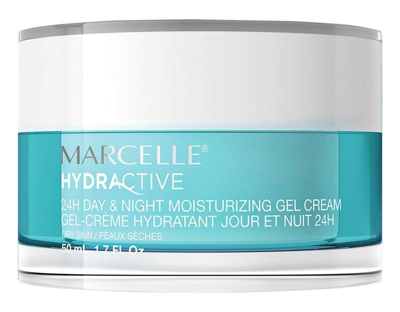 Marcelle Hydrative 24H Day & Night Moisturizing Gel Cream - Dry Skin