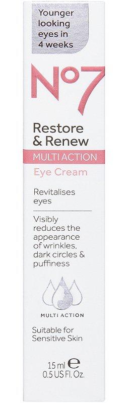 No7 Restore & Renew Multiaction Eye Cream