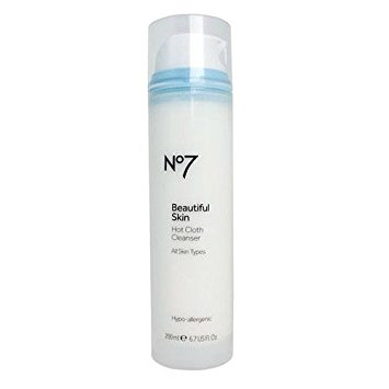 Boots No7 Beautiful Skin Hot Cloth Cleanser