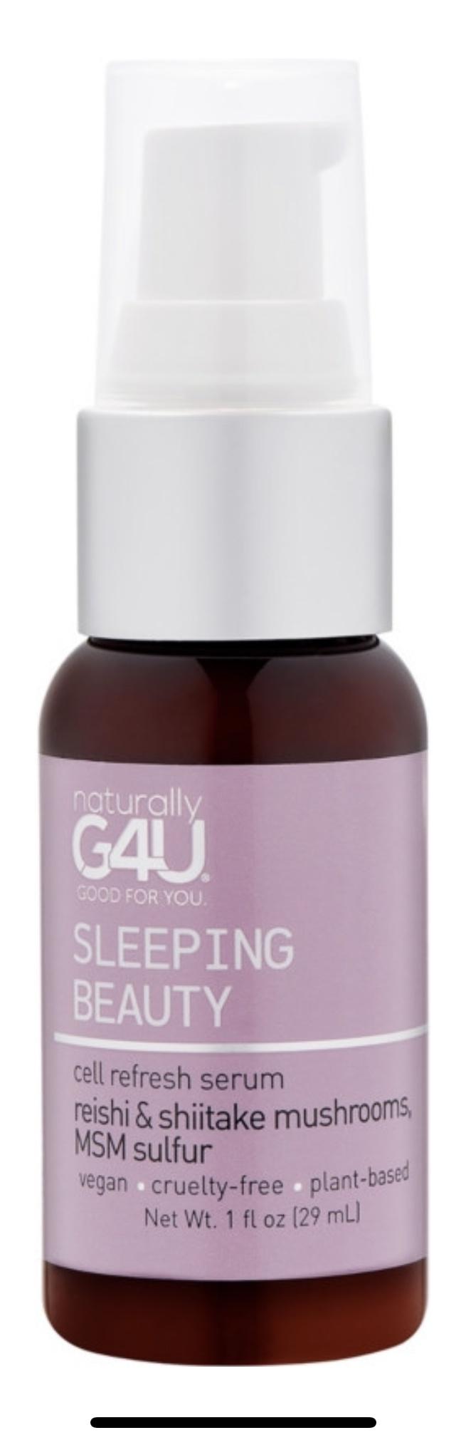 Naturally G4U Sleeping Beauty - Cell Refresh Serum