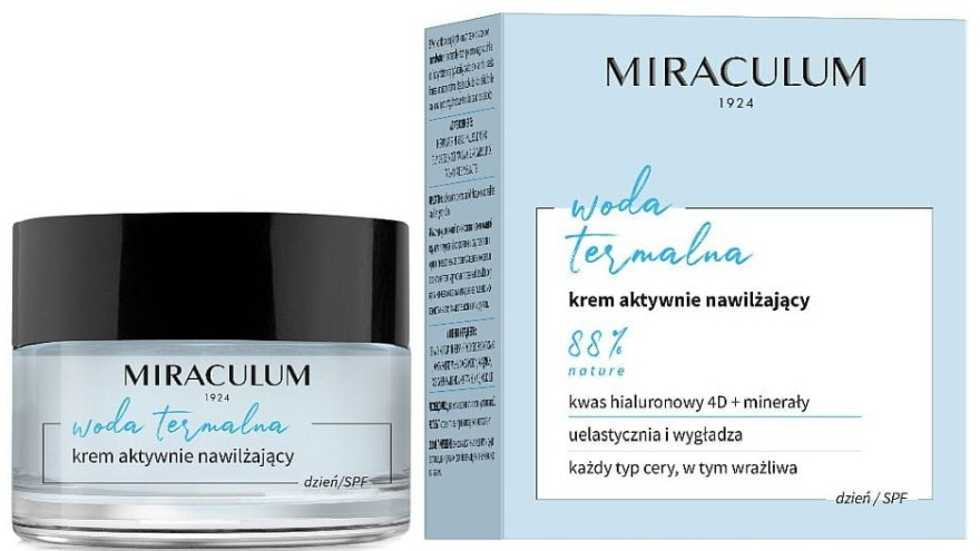 Miraculum Intensiv Feuchtigkeitsspendendes Gesichtsserum Mit Hyaluronsäure Und Vitamin C