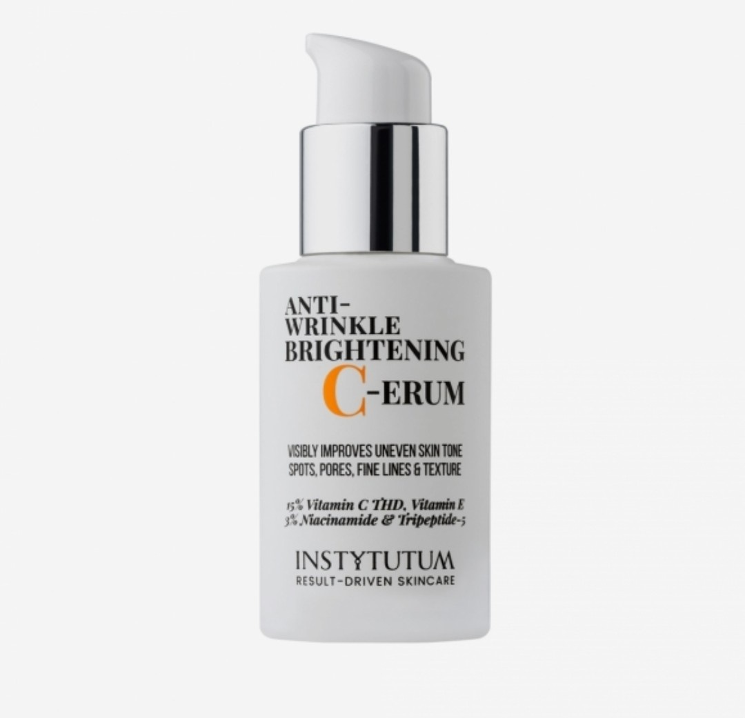 INSTYTUTUM Anti-Wrinkle Brightening C-Erum