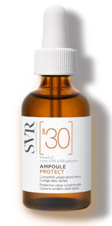 SVR Ampoule Protect Vitamin E Shield Spf30
