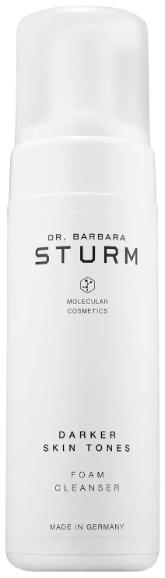 Dr. Barbara Stürm Darker Skin Tones Foam Cleanser