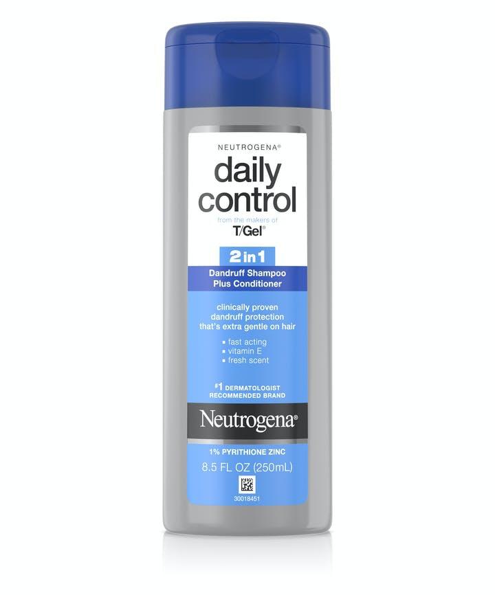 Neutrogena 2-In-1 Dandruff Shampoo Plus Conditioner