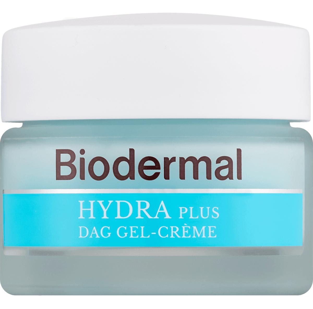 Biodermal Hydra Plus dag-gel-crème