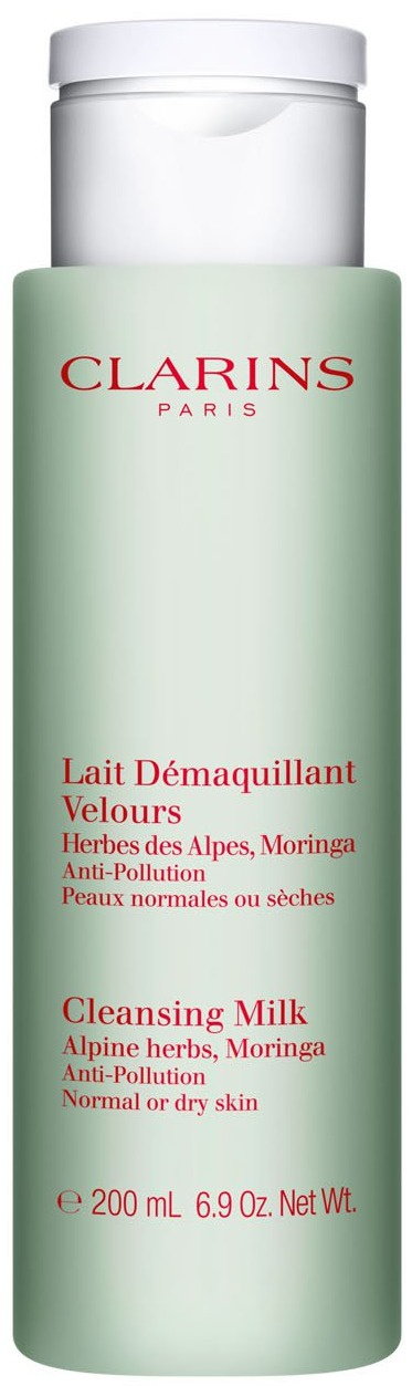 Clarins Cleansing Milk With Alpine Herbs