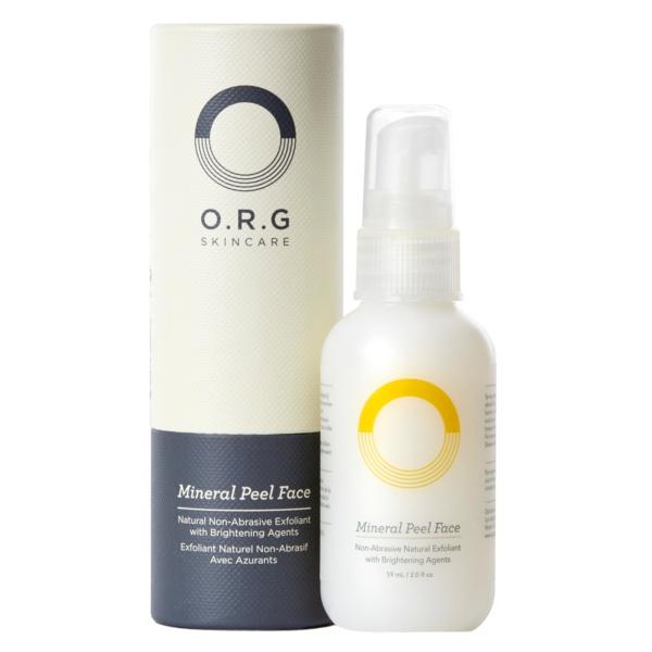 O.R.G. Mineral Peel Face