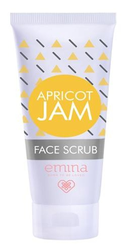 Emina Apricot Jam Face Scrub