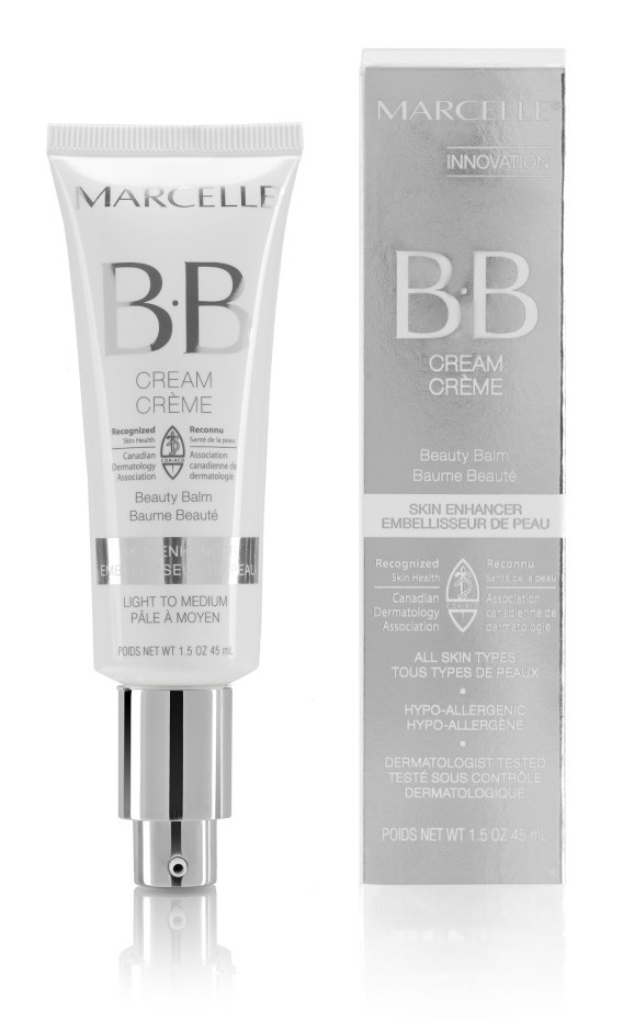Marcelle Bb Cream Beauty Balm