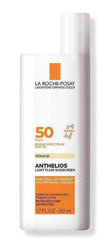La Roche-Posay Anthelios Mineral Light Fluid Sunscreen SPF 50