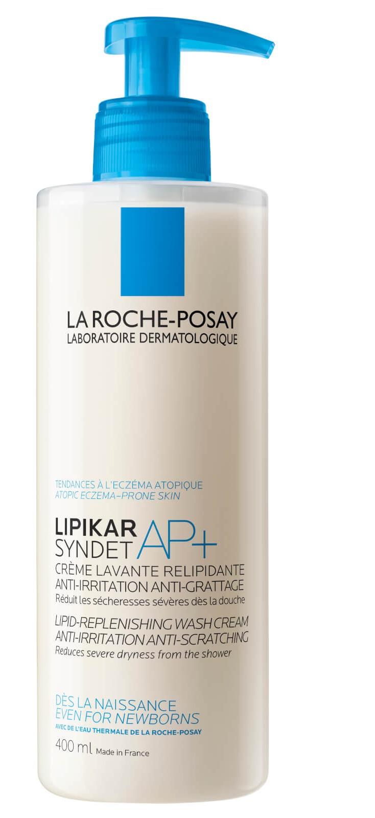 La Roche-Posay Lipikar Syndet AP+ Shower Gel