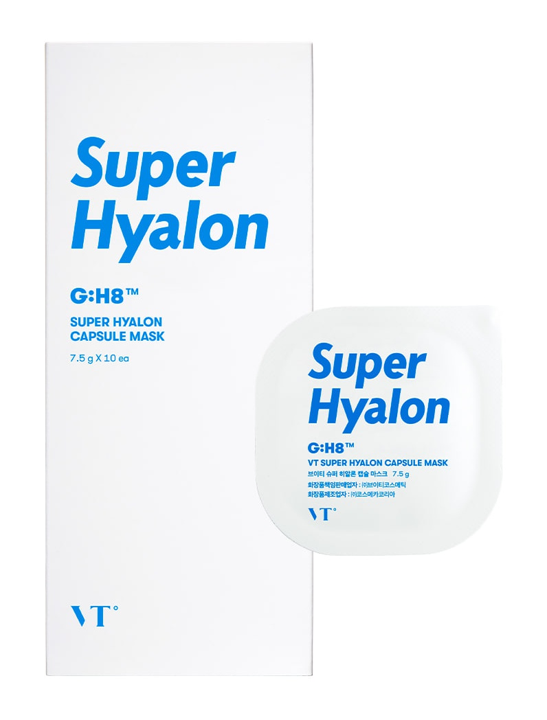 VT Super Hyalon Capsule Mask
