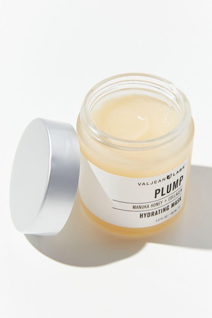 Valjean Labs Plump Manuka Honey + Collagen Hydrating Mask