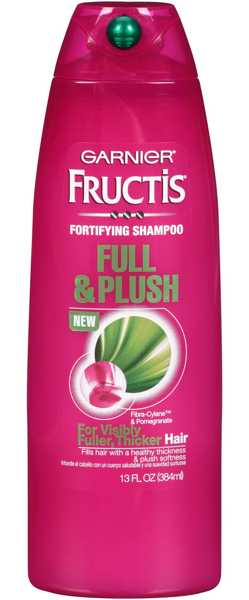 Garnier Hair Care Fructis Full & Plush Shampoo
