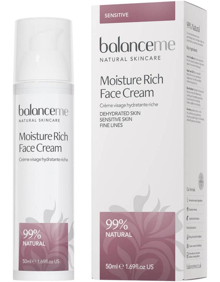 Balanceme Rich Face Cream