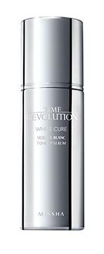 Missha Time Revolution Brightening Care Science Blanc Tone-Up Serum