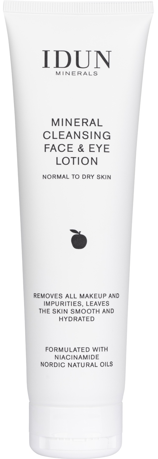 IDUN Minerals Mineral Cleansing Face And Eye Lotion