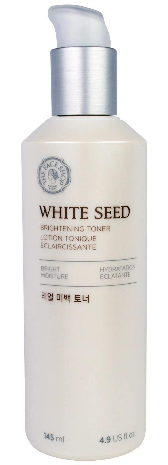 The Face Shop Dr. Belmeur White Seed Brightening Toner