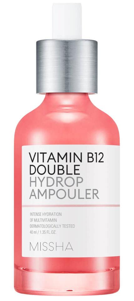 Missha Vitamin B12 Double Hydrop Ampouler