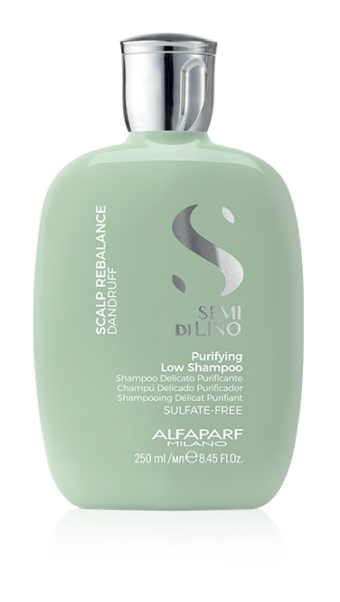 Alfaparf Milano Semi Di Lino Purifying Low Shampoo