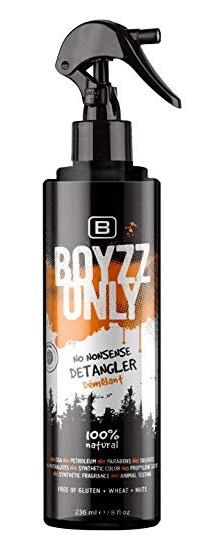 Boyzz Only No Nonsense Detangler