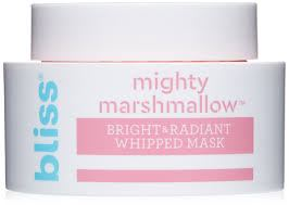 Bliss Mighty Marshmallow Bright And Radiant Whipped Mask