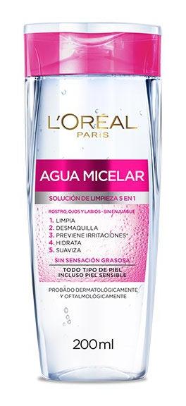 L'Oreal Agua Micelar
