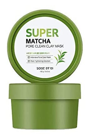 Some By Mi Super Matcha Pore Clean Clay Mask