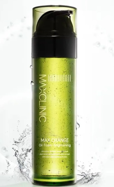 Maxclinic Hyaluronic Acid Vita Oil Foam