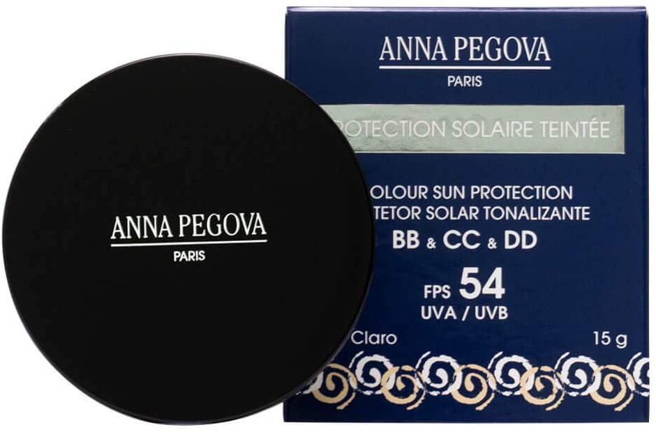 Anna Pegova Protection solaire teintee