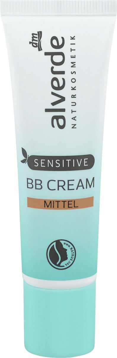 alverde Sensitive Beauty BB Cream Medium