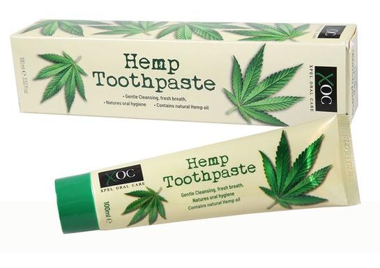 XBC Hemp Toothpaste