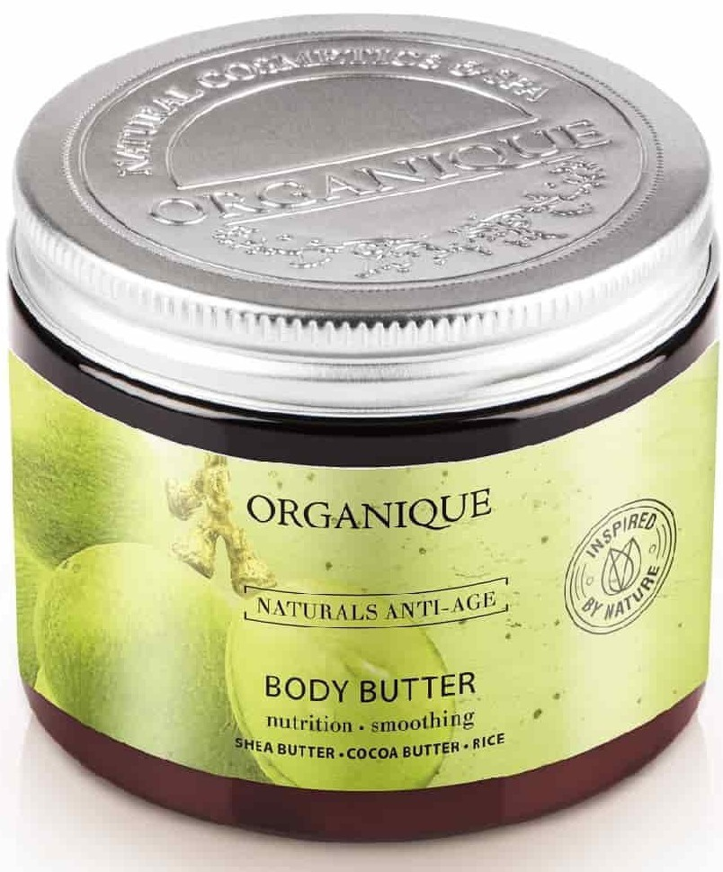 organique Natural Anti-Age Body Butter