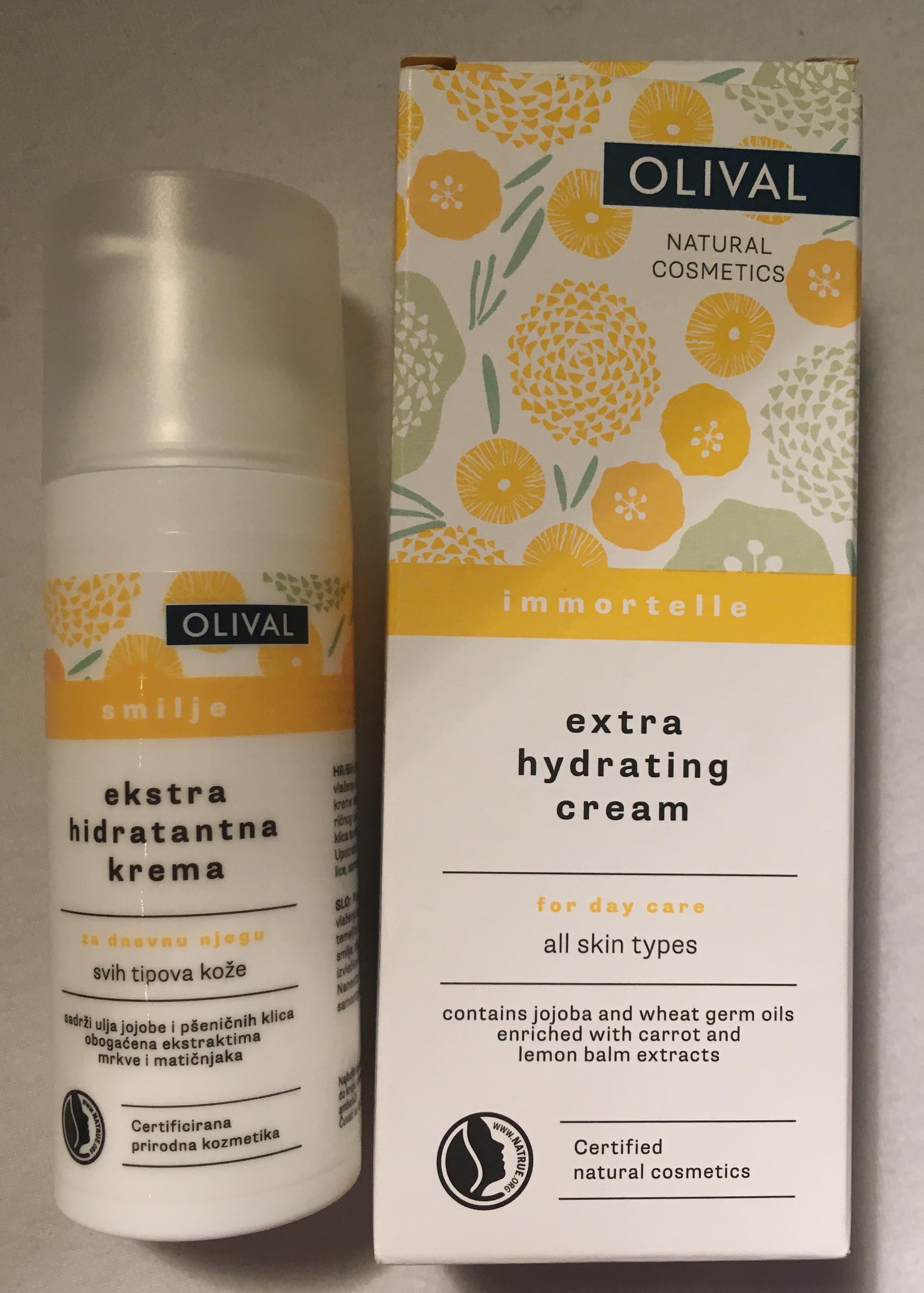 Olival Extra Hydrating Cream