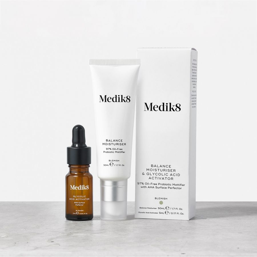 Medik8 Balance Moisturiser