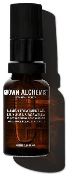 Grown Alchemist Blemish Treatment Gel: Salix-Alba & Boswellia