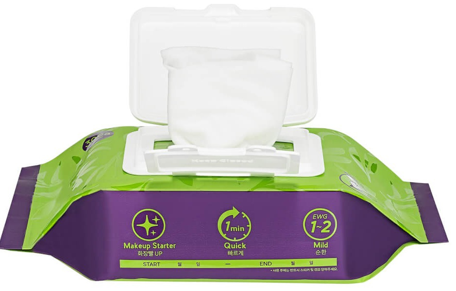 Holika Holika Pure Essence Morning Mask Pack (Green Tea)