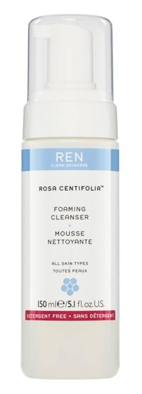 REN Rosa Centifolia Foaming Cleanser