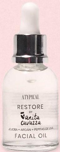 Atypical Restorage Facial Oil