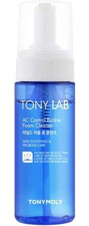 TonyMoly Tony Lab Ac Control Bubble Foam Cleanser