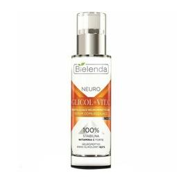 Bielenda Neuro Glicol + Vit.C Neuromimetic Exfoliating And Rejuvenating Night Serum