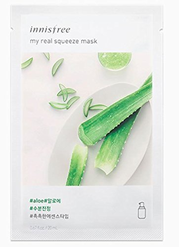 innisfree My Real Squeeze Mask Ex - Aloe