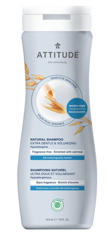 Attitude Shampoo Extra Gentle & Volumizing