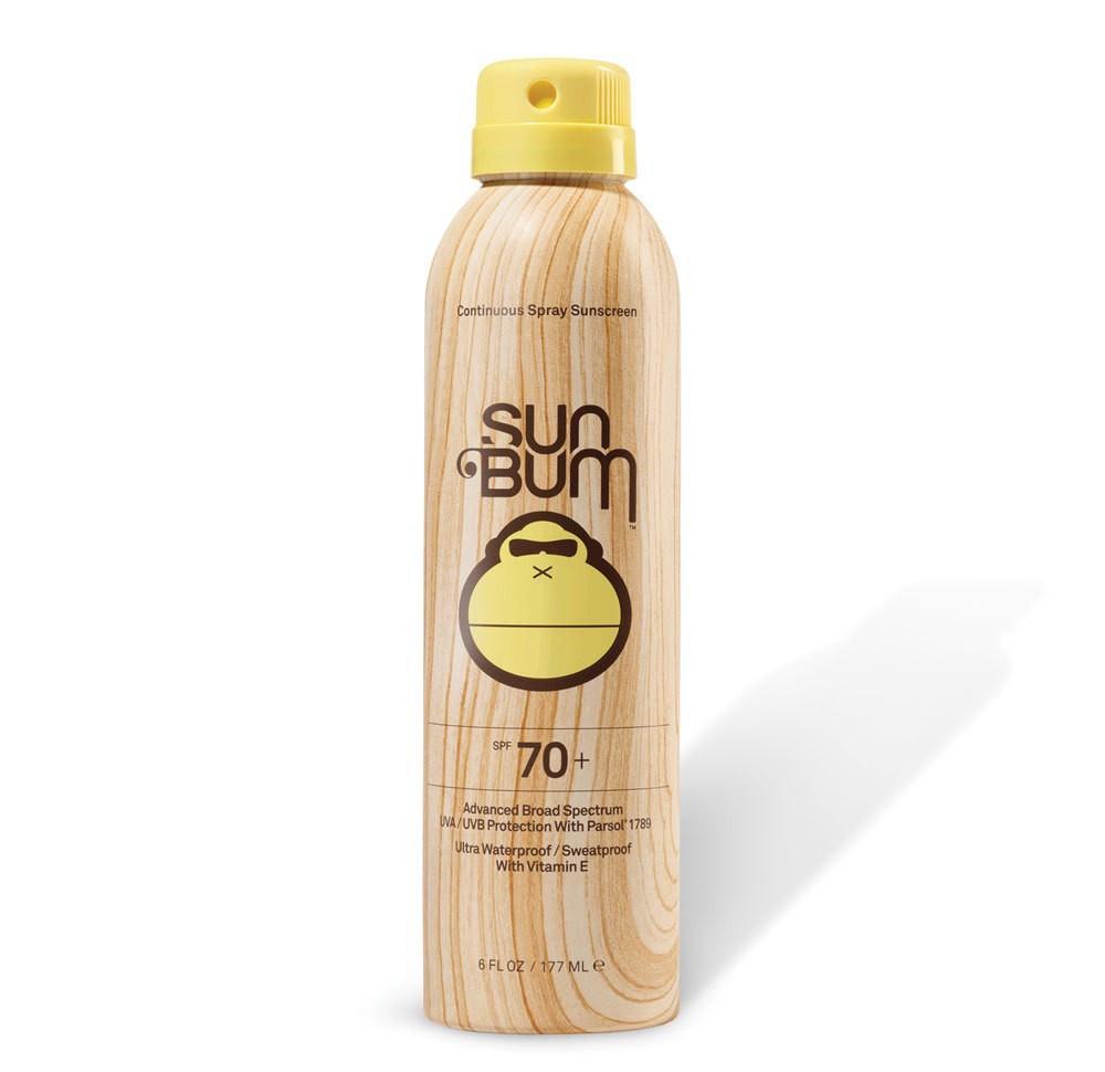 Sun Bum Spf 70 Continuous Spray Sunscreen