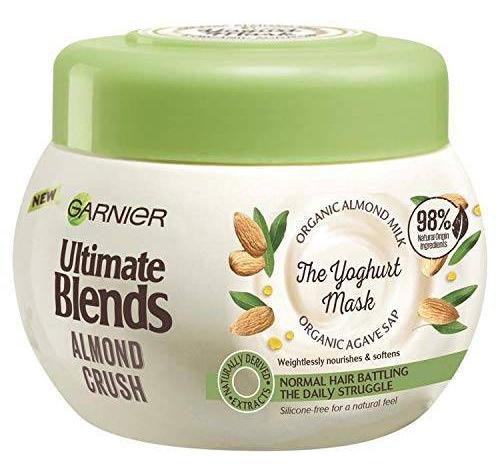 Garnier Ultimate Blends Almond Crush Yogurt Mask